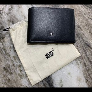 Montblanc Leather Wallet - New